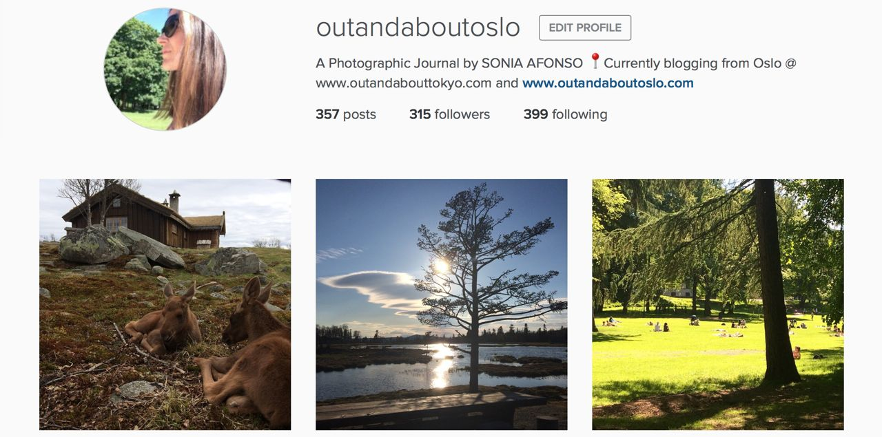 outandaboutoslo instagram